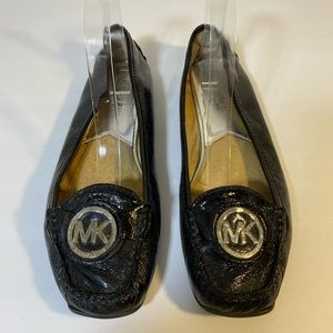 Michael Kors soft leather loafers women's 7.5